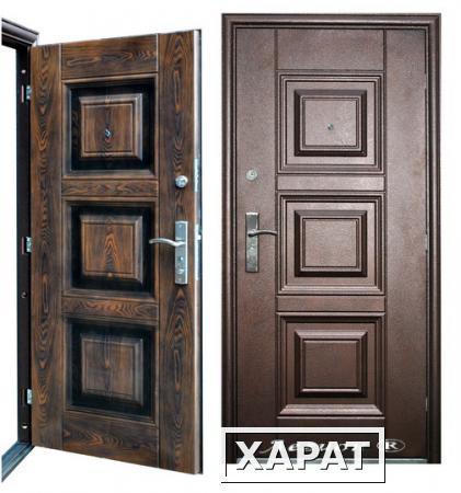 купить входную металлическую дверь в москве красивую
